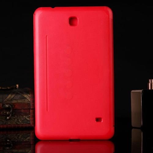 "Чехол-книжка для Samsung Galaxy Tab 4 8.0"" красный"