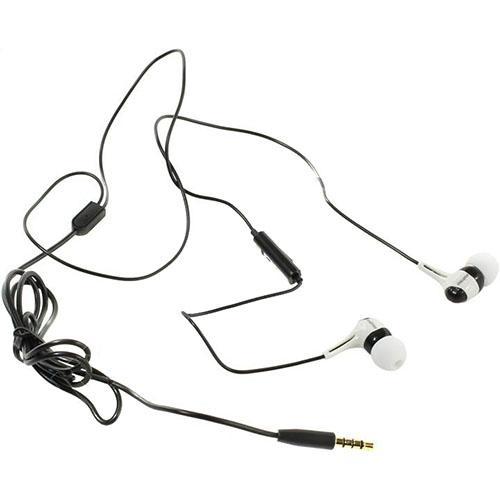 Гарнитура для смартфона Smartbuy Templar наушники с микрофоном чёрные
