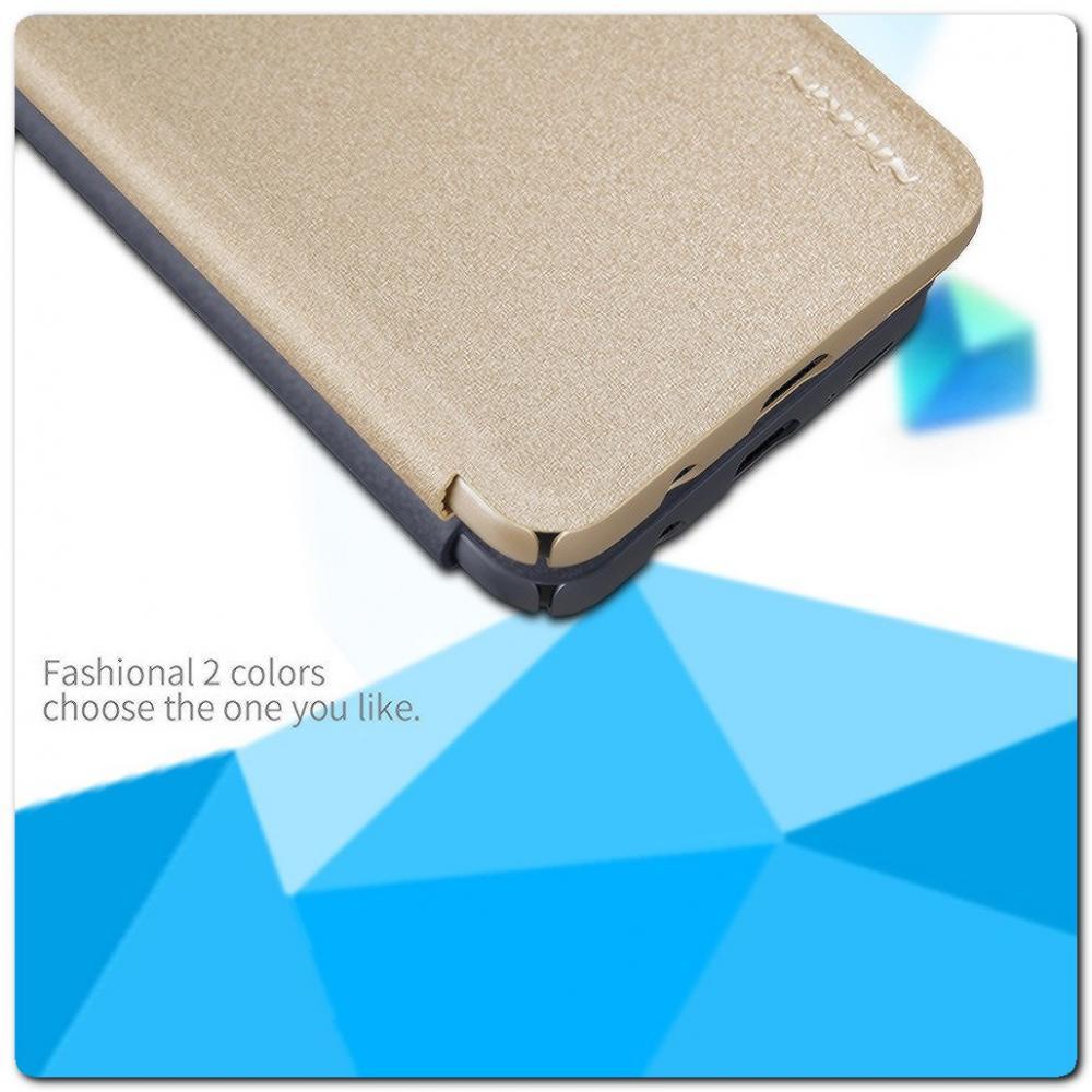 Вертикальный Чехол Книжка Флип Вниз для Samsung Galaxy A30 / Galaxy A20 с карманом для карт Серый