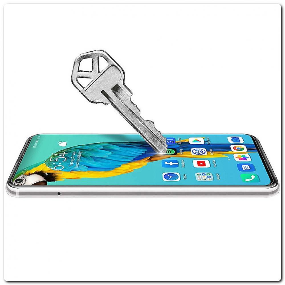 Закаленное Противоударное Защитное Стекло Nillkin Amazing H для Huawei Honor 20 / Huawei Honor 20 Pro