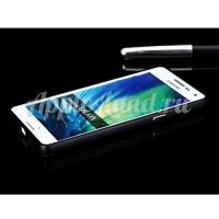 Металлический чехол для Samsung Galaxy A3 чёрный