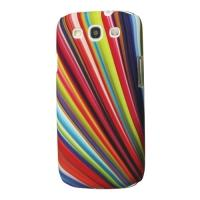 Кейс чехол для Samsung Galaxy S 3 Colorful Light