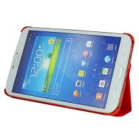 "Чехол-книжка для Samsung Galaxy Tab 4 7.0"" красный"