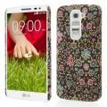Купить Кейс чехол для LG G2 mini орнамент Flowers на Apple-Land.ru