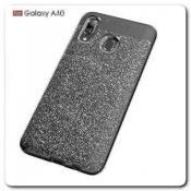 Купить Чехол Книжка Book Wallet с Визитницей и Кошельком для Samsung Galaxy A40 Черный на Apple-Land.ru