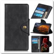 Купить Чехол Книжка Flip Wallet с Отделениями для Карт на Samsung Galaxy A70 Черный на Apple-Land.ru