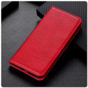 Купить Чехол Книжка с Скрытыми Магнитами Авто Закрытие для Samsung Galaxy A10 Красный на Apple-Land.ru