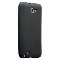 Купить Кейс чехол для Samsung Galaxy Note 2 черный на Apple-Land.ru