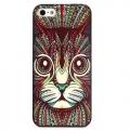 Купить Кейс чехол для iPhone 6 орнамент Кошка на Apple-Land.ru