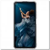 Купить Нескользящий Чехол Nillkin Nature для Мобильного Телефона Huawei Honor 20 Серый на Apple-Land.ru