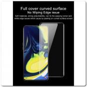 Полноэкранная Силиконовая Глянцевая IMAK Защитная Гидрогелевая Пленка Samsung Galaxy A80
