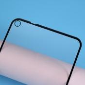 Купить Закаленное Защитное Противоударное Стекло для Huawei Honor 20 / Huawei Honor 20 Pro с Олеофобным Покрытием Черное на Apple-Land.ru