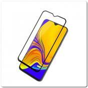 Закаленное Защитное Стекло Mocolo с полным покрытием экрана для Samsung Galaxy A50 / Galaxy A20 Черное