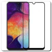 Купить Защитное Закаленное Стекло NILLKIN Amazing CP+ для Samsung Galaxy A50 / Galaxy A30 с Олеофобным Покрытием Черное на Apple-Land.ru
