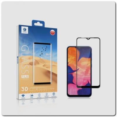 Закаленное Защитное Стекло Mocolo с полным покрытием экрана для Samsung Galaxy M10 / Galaxy A10 Черное
